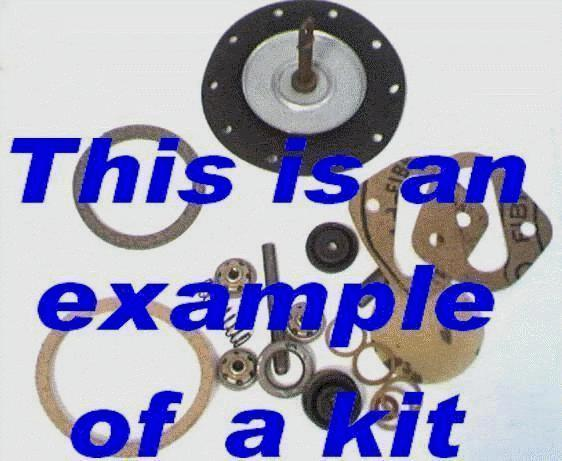 Fuel pump rebuild kit gm 1929 1933 many others see description see picture below ccuart Images